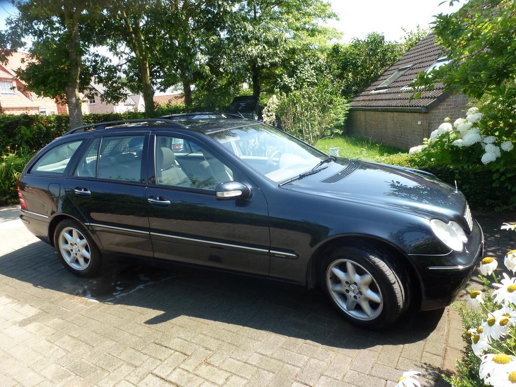 Mercedes CDI270, automatic