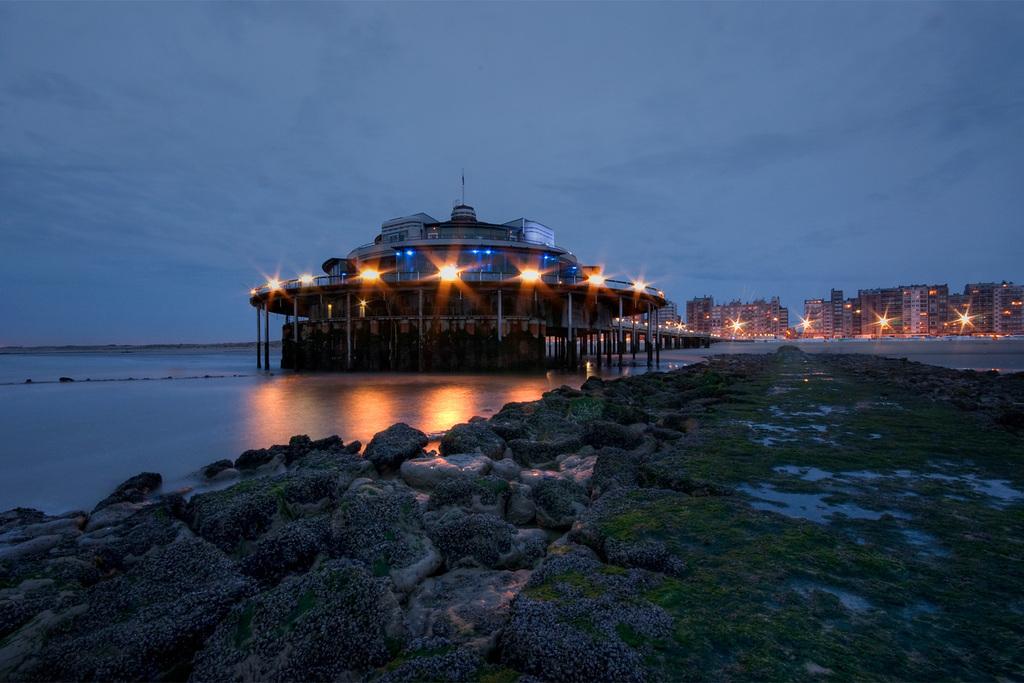 Blankenberge Pier (25 km)