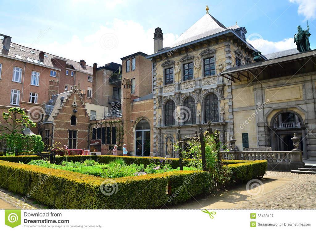 Museum 'Rubenshuis' Antwerp