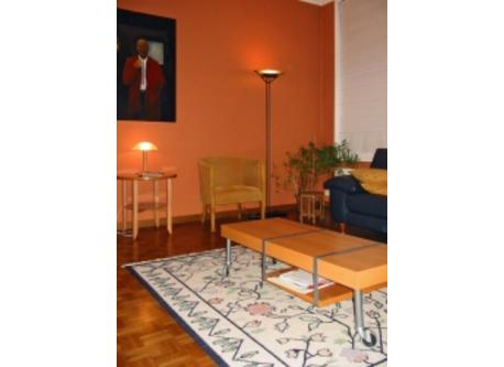 Bruges: Sitting room