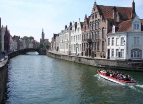 Spiegel rei Brugge