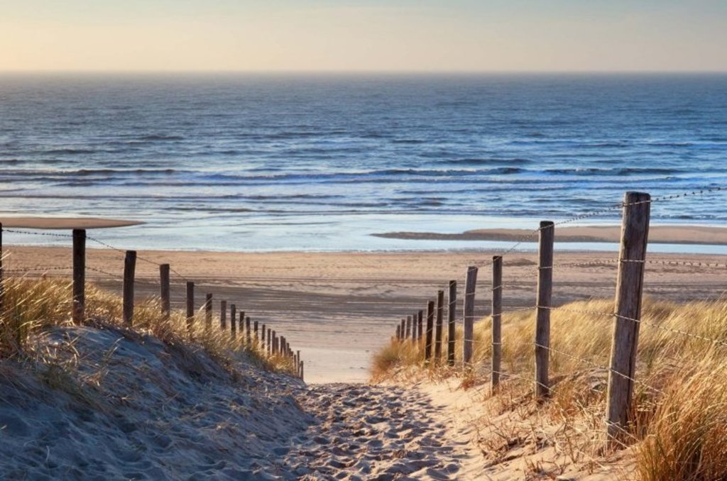 Cadzand in Holland, 50 min drive