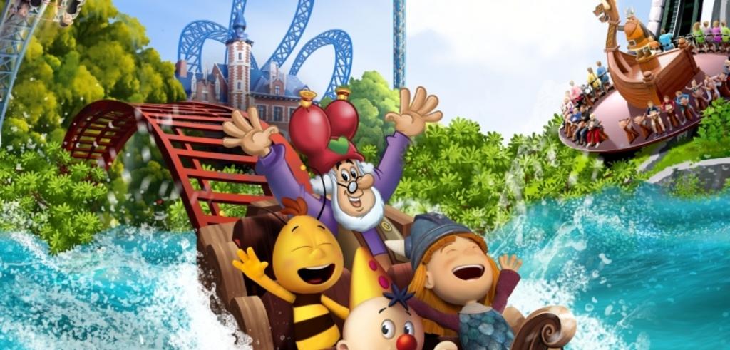 amusement park Plopsaland
