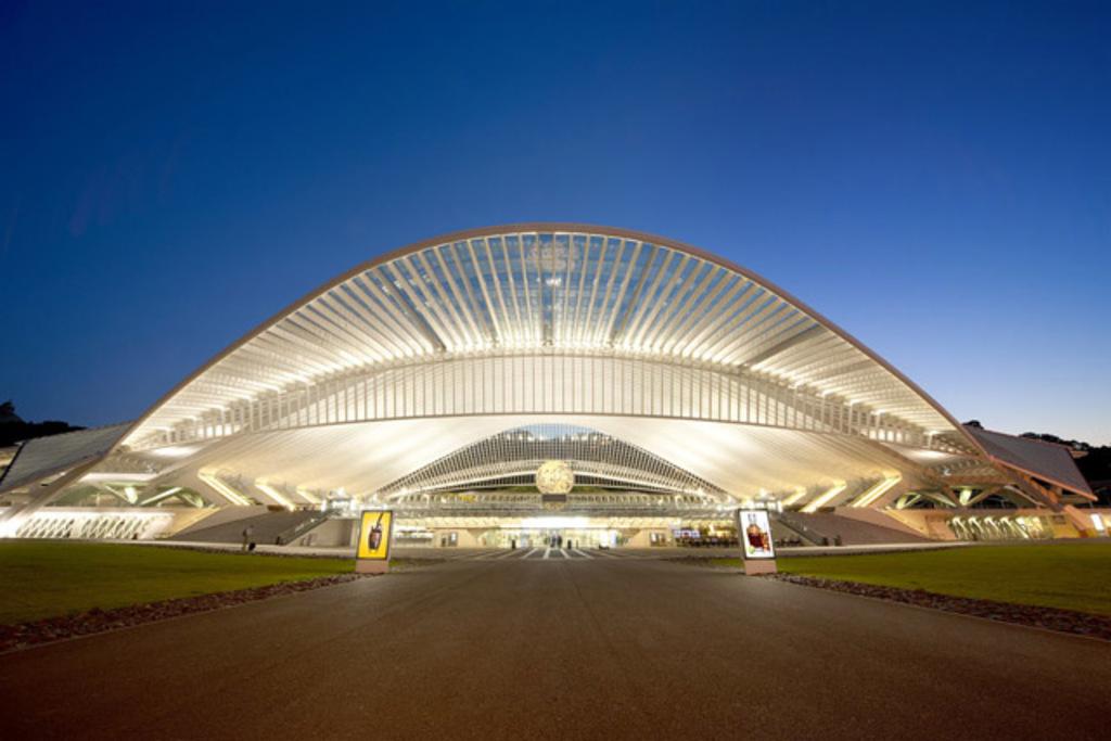 Luik     Het  station