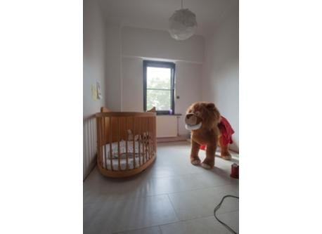baby / todler bedroom