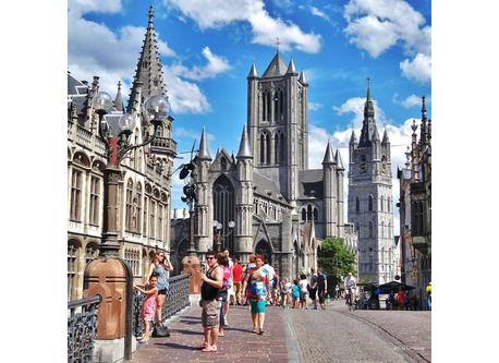 Discover medieval Ghent!