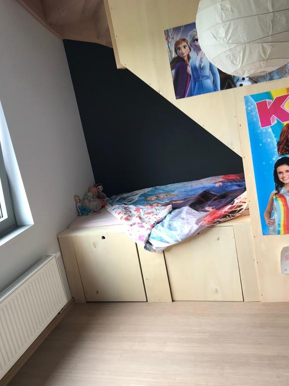 My daughter's bedroom