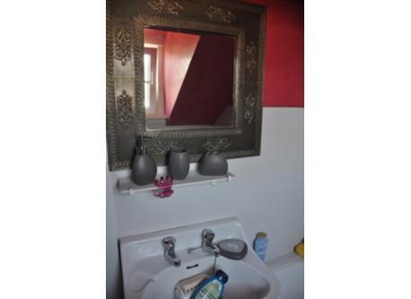 salle de bain (étage) - bain + WC