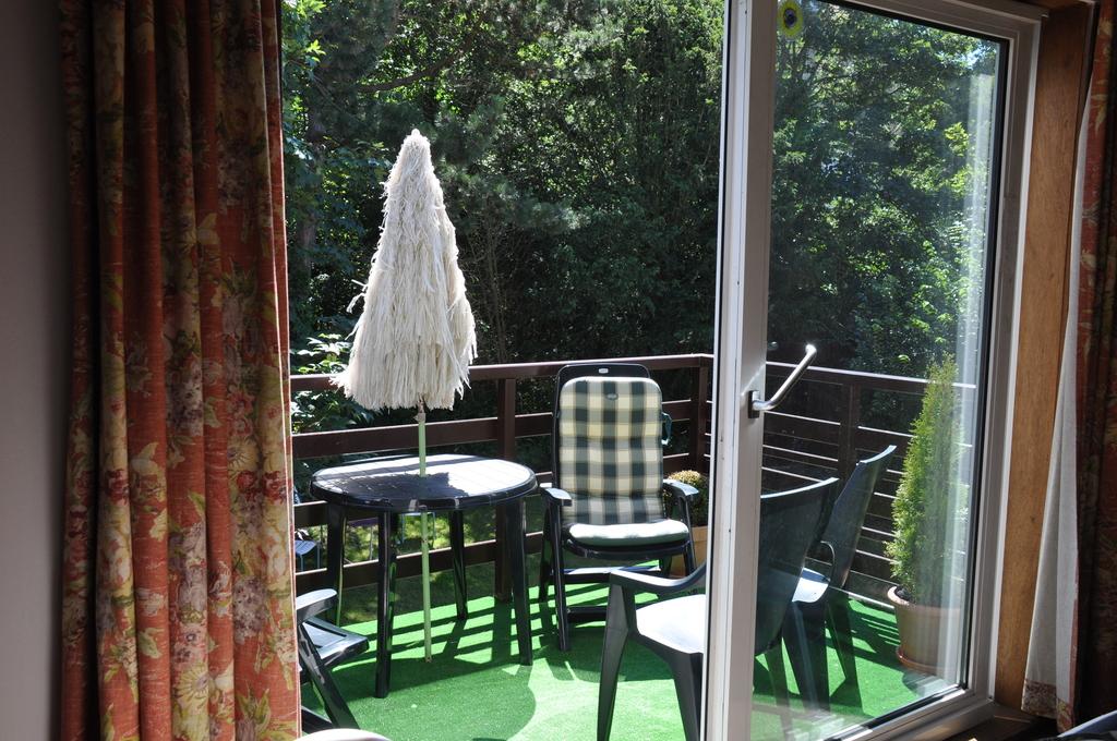 balcon maison (rez) coté jardin