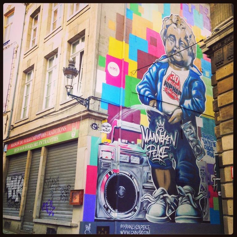 Street Art in BX