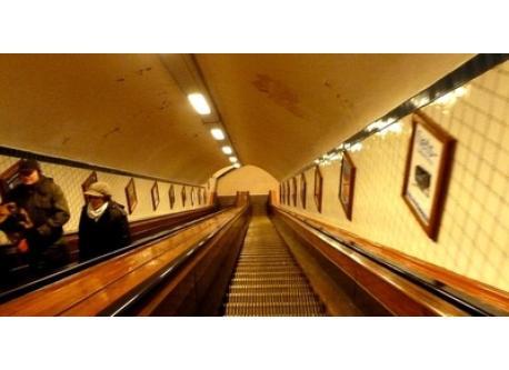 Tunnel under the river 'Schelde'