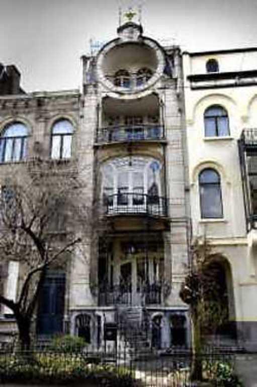 Beautyful 'Belle Epoque' houses in our neighbourhood