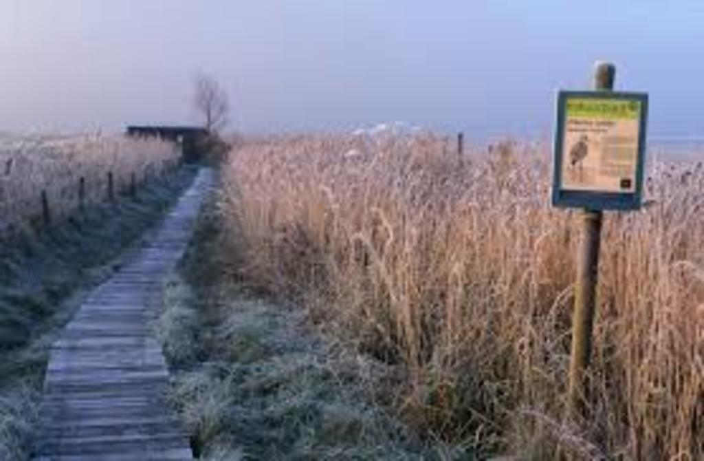 walking network brings you to the most beautiful nature reserves