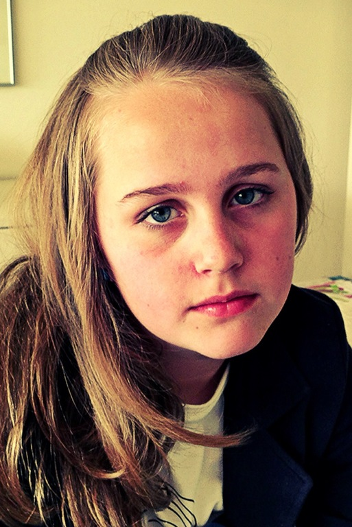 Elena - 12  years old