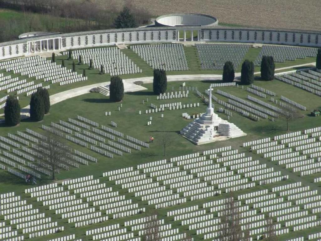Tyne Cot Cemetery (Ypres)
