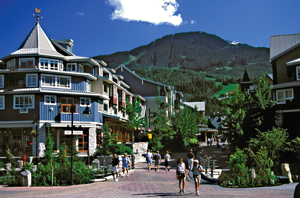 The Resort Municipality of Whistler is a 40 minute drive north on the scenic Sea-To-Sky Highway.