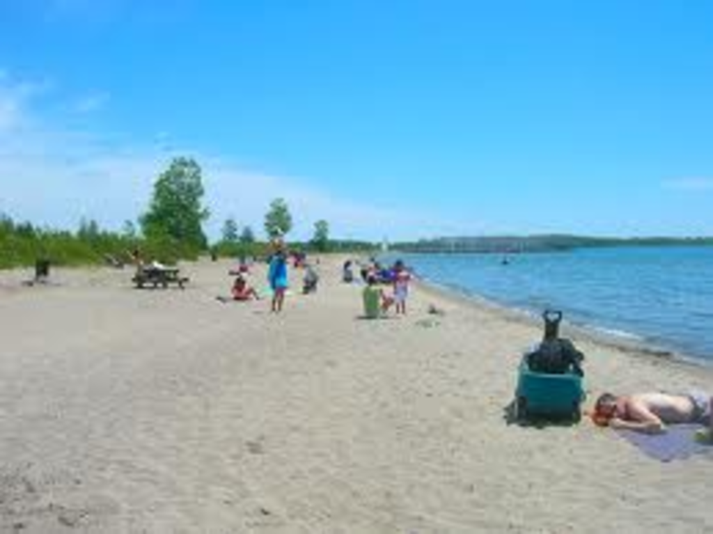 Toronto Island Beach