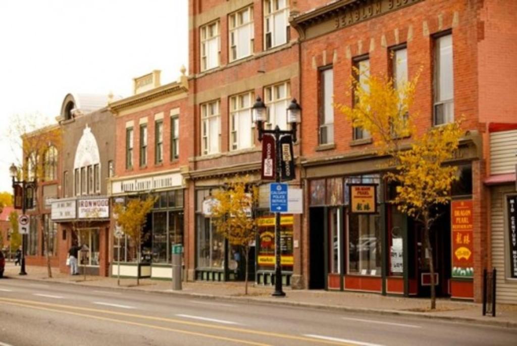 voted best neighbourhood in Canada!!
