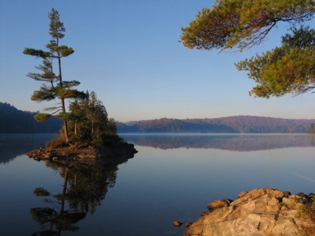 Toronto's province, Ontario, boasts countless parks and wilderness areas.  Algonquin Park, the very best of these, is about 3...