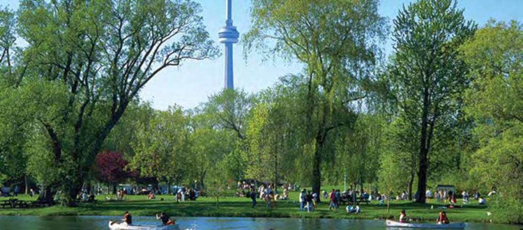 Toronto Island.