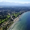 Qualicum Beach from the air