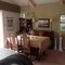 Dining room, with patio doors to eating deck and barbecue