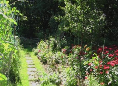 Garden/jardin.