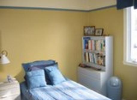 3e Bedroom/chambre