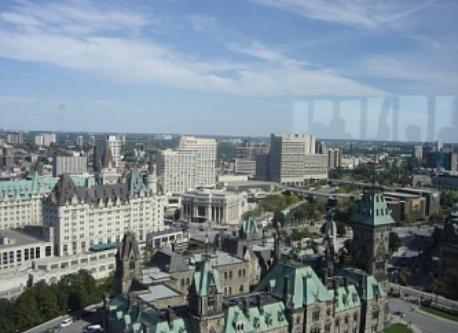 Downtown Ottawa/