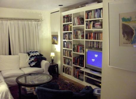 Library/den/TV room