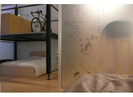 bedroom chambre #2