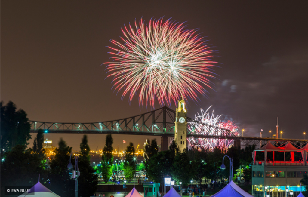 Fireworks every Wednesday and Saturday evening