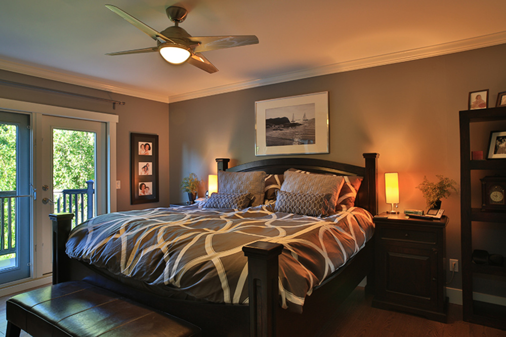 Master Bedroom in Calgary