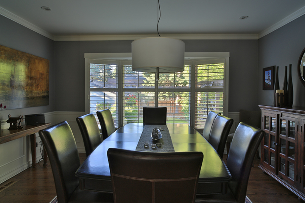 Dining Room in Calgary