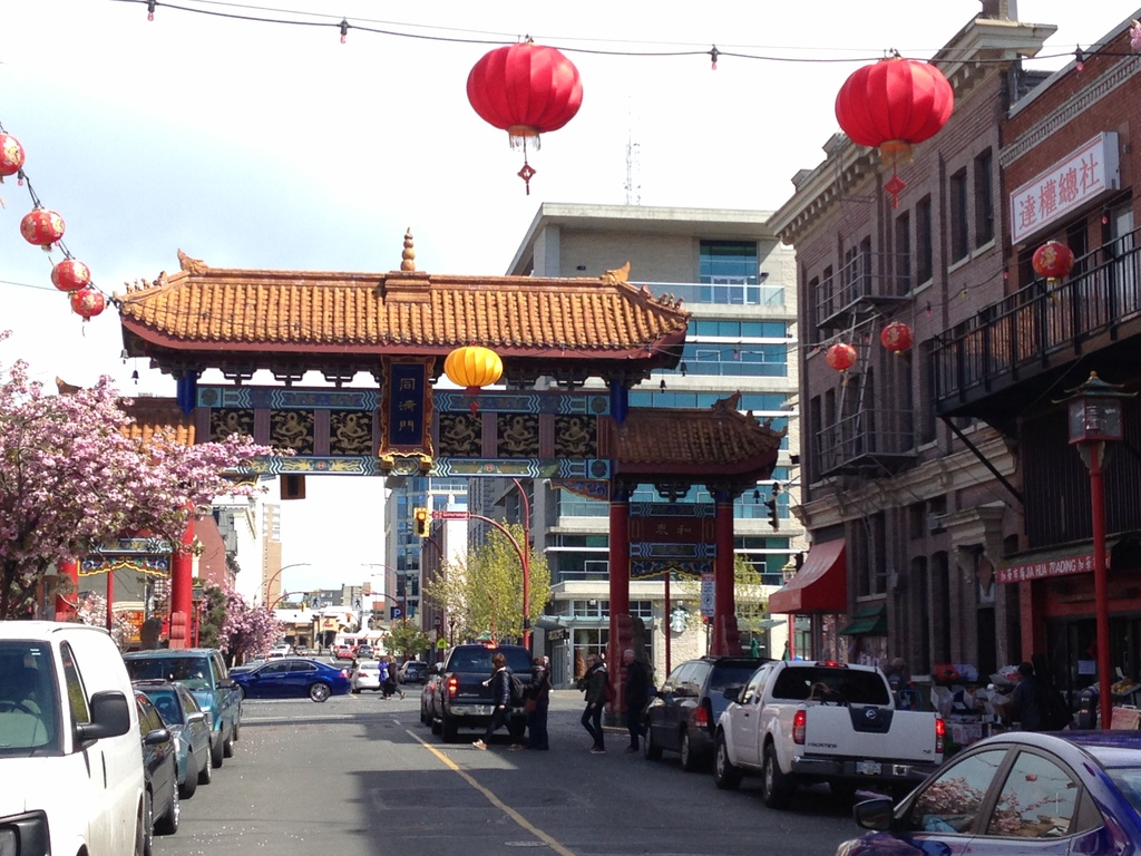 China town in Victoria