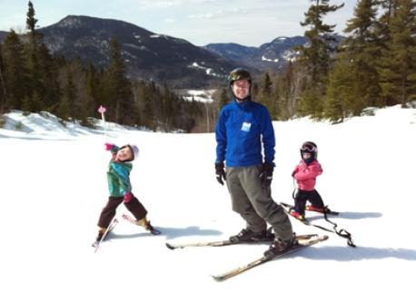 family ski center