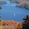Lac Memphrémagog à 5 minutes de chez nous