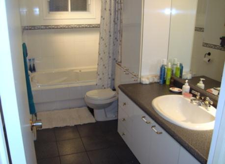 Bathroom main floor