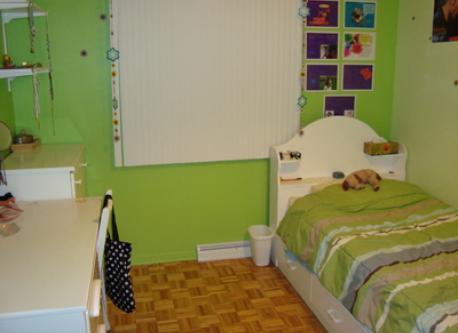 Claudel's bedroom