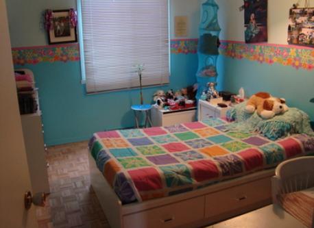 Mylene's bedroom