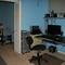 Computer room/spare bedroom in basement