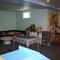 Kid's playroom in basement