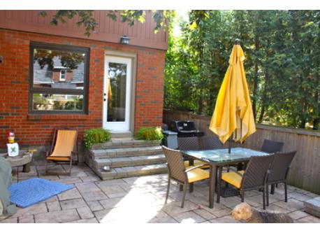 Backyard Patio # 2