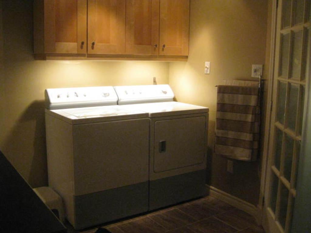Salle de bain-lavage-Sous-sol