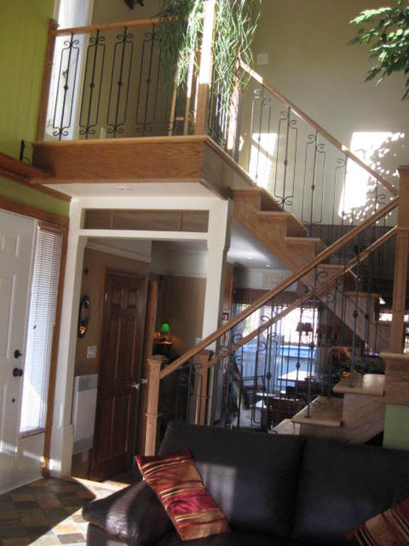 Escalier 1er -2ième étage