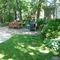 Jardin et verrière