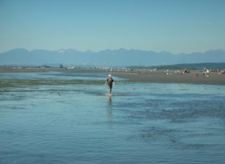 Beautiful nearby Crescent beach