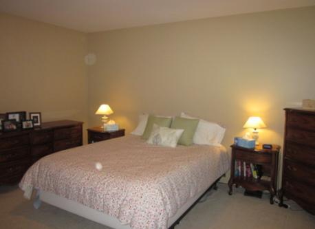 Bedroom #4 - Master Bedroom