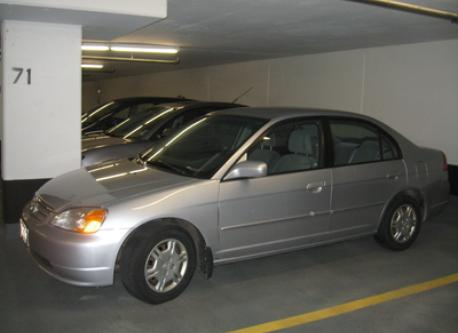 My car is a 2001 Honda Civic 4 door and is available for exchanges. It is automatic and is regularly &  very well maintained