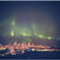 Northern Lights over Edmonton